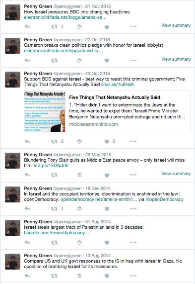 penny green tweets 1