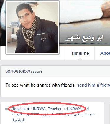 Abu Wadih Duheir - UNRWA link