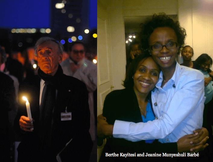 Elie Wiesel & Rwandan Genocide Victims