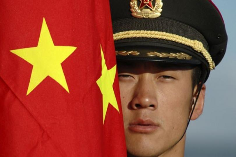 chinese-soldier