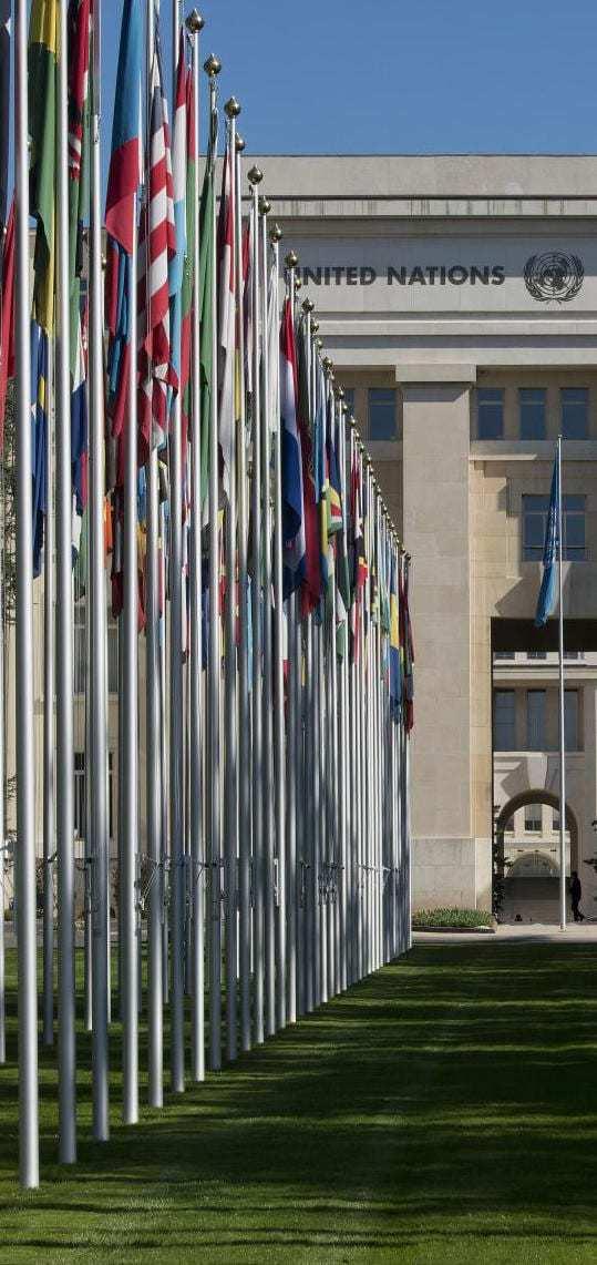 Mission & History - UN Watch