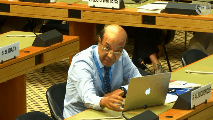 BREAKING: UN urges Palestinians to stop 'hate speech against